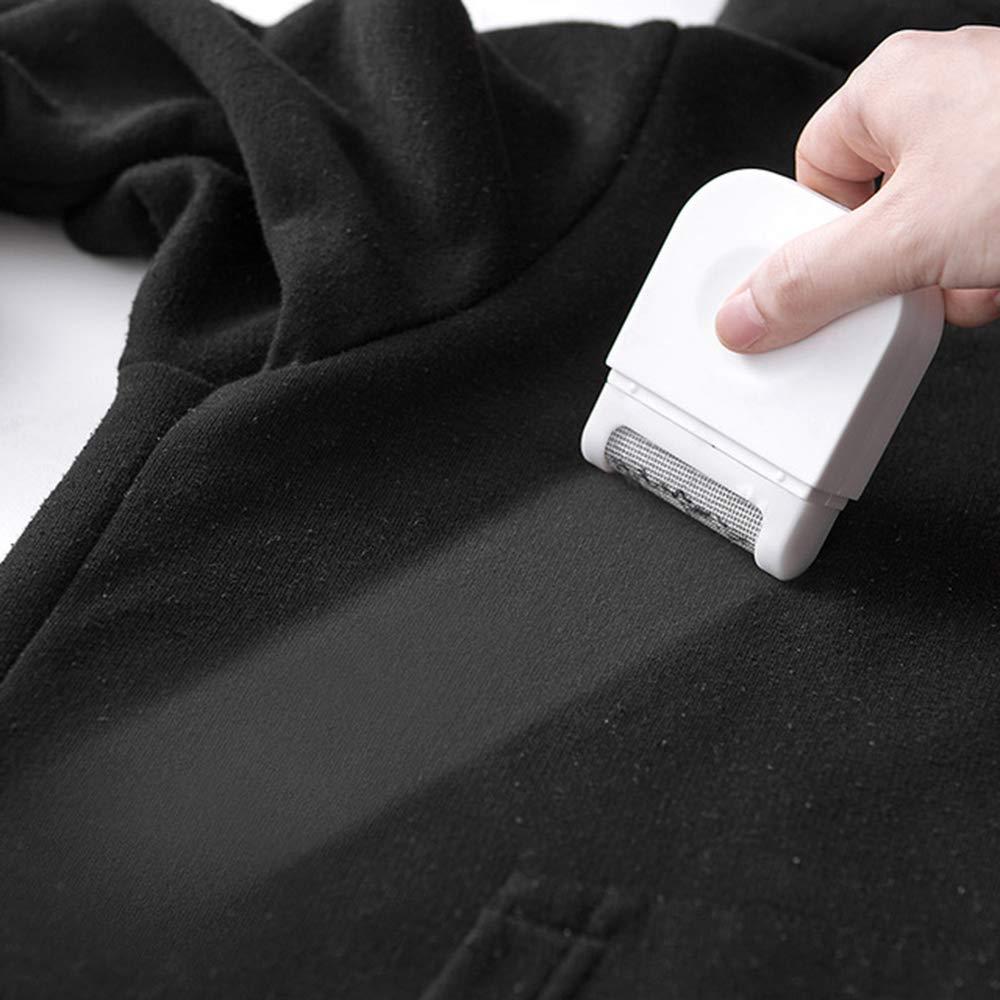 Flusen Und Blasen,Black HAIT Fusselentferner Kleidung Zu Rasierapparat Cashmere Rasierapparat Entfernt Schnell Und Effektiv Flusen