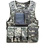 Tactical Molle Air soft Vest Paintball Soft Vest Tactical Molle Tactical outdoor vest for outdoor games hunting