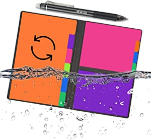 Sticky Notes, NEWYES Reusable Note Pads, Cute Erasable Home/Office/School Supplies, Teacher/College Student Stationery, Notebook Planner Accessories, 3 Pads