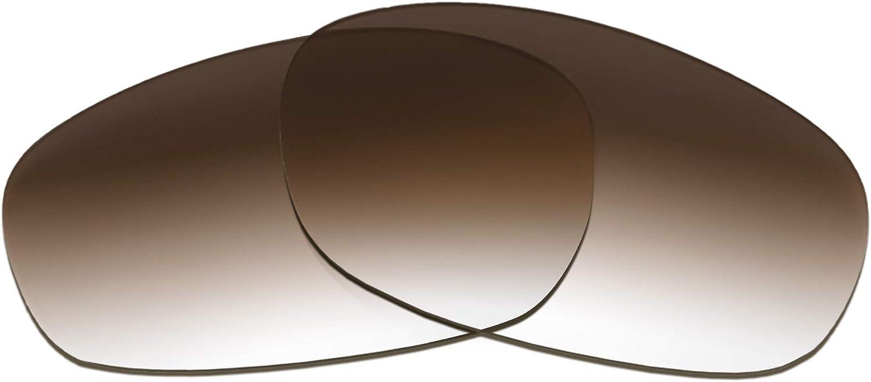 Revant Verres de Rechange pour Wiley X Zen - Compatibles avec les Lunettes de Soleil Wiley X Zen Dégradé Marron - Non Polarisés