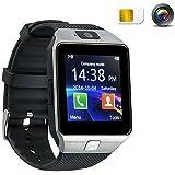 SmartWatch Bluetooth avec caméra DZ09 montre intelligente 1.56 TFT Touch Screen smart bracelet…