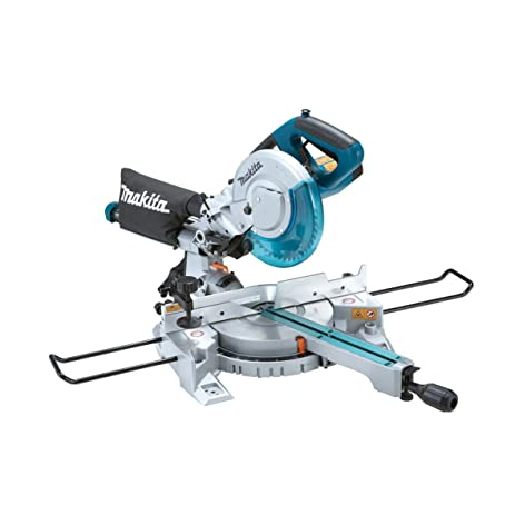 Makita ls0815f 8 12 slide compound miter saw amazon makita ls0815f 8 12quot slide compound miter saw greentooth Image collections