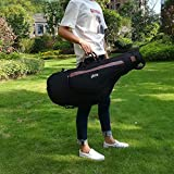 Xinlinke Tenor Saxophone Case Lightweight Soft