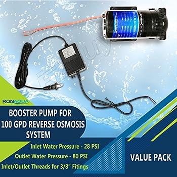 Tank Shutoff Tso Switch For Aquatec Booster Pumps