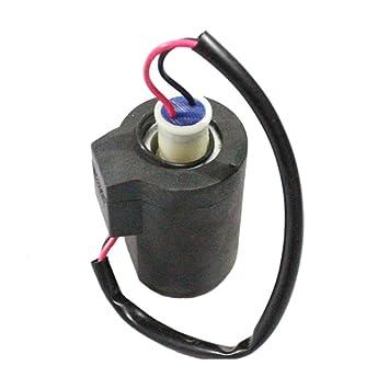 Mover piezas válvula de solenoide bobina Voe 14527267 para Volvo excavadoras ec160b ec180b ec135b ec140b ec700b y excavadoras con ruedas kew130 ew145b: ...