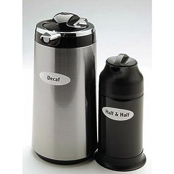 Amazon.com: Oval Beverage magnético 2% de leche jarra ...