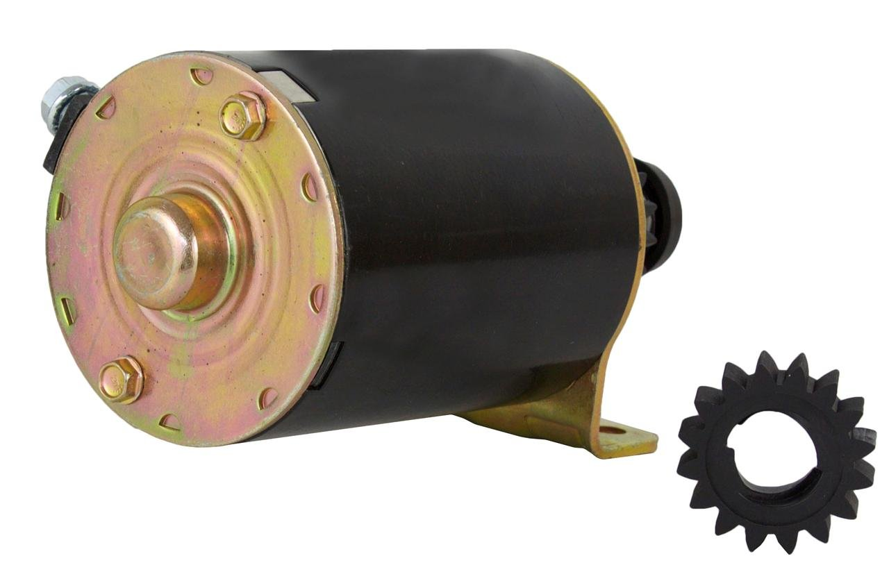 Amazon.com: NEW STARTER MOTOR JOHN DEERE MOWER 68 GX85 R70 R72 R92 S80 WITH FREE GEAR 390838: Automotive