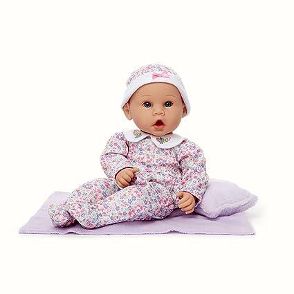 Amazon.com: Madame Alexander Middleton Doll Newborn Baby Lavender ...