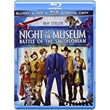 Night at the Museum: Battle of the Smithsonian (Three-Disc Blu-ray/DVD/Digital Copy) by 20th Century Fox by Shawn Levy