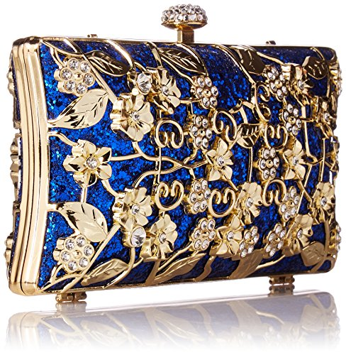 Fawziya Floral Evening Bag Small Glitter Clutch Purses For Women Party  Clutches 2451de85c4ee
