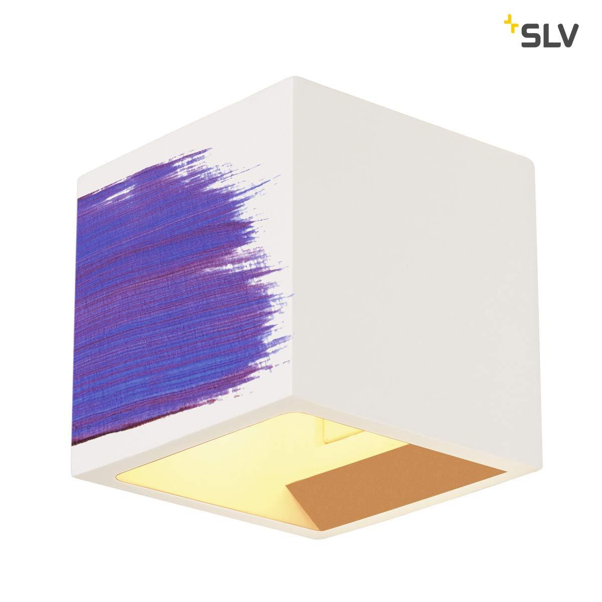 Plastra 42 MuralePlâtre Carré Maximum W BlancG9 Applique Cube 2EHD9YIeW