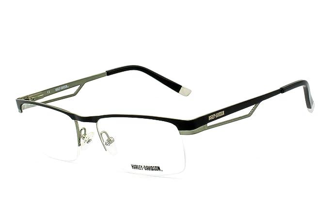 para hombre Negro Negro Talla /única Harley-Davidson Montura de gafas
