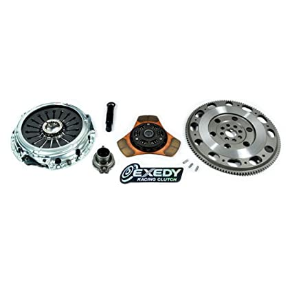Amazon.com: EXEDY RACING STAGE 2 CLUTCH KIT+FLYWHEEL 02-05 SUBARU IMPREZA STi 2.0L TURBO JDM: Automotive
