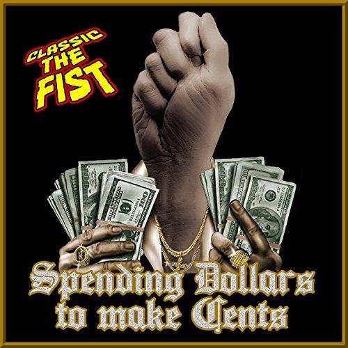 Fist hand make money over