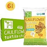 Amazon.com: Plocky's Tortilla Chips, Three Grain, 7-Ounce