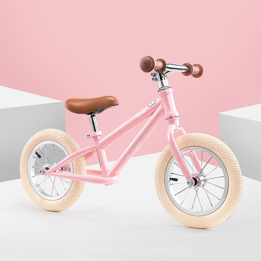 贅沢 ベビースクータースライディングカーチャイルドウォーカーノーペダル自転車キッズおもちゃダブルホイール2-6歳 B07FZ75J78 B07FZ75J78 Pink Pink, おばあちゃんの梅干し:8b5e682e --- a0267596.xsph.ru