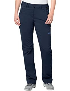 997a4b8a91 Jack Wolfskin Activate - Women's Winter Softshell Trousers: Amazon ...