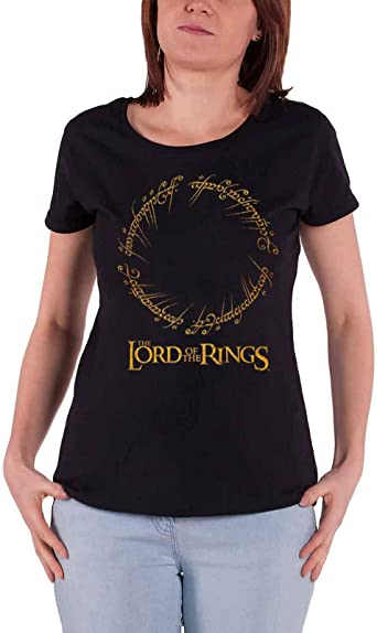 Lord of the Rings THE FELLOWSHIP Licensed Juniors Cap Sleeve T-Shirt