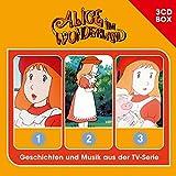 ALICE IM WUNDERLAND - 3-CD-HÖRSPIELBOX
