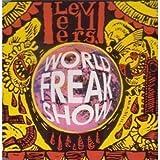 WORLD FREAK SHOW CD FRENCH MUSIDISC 1991