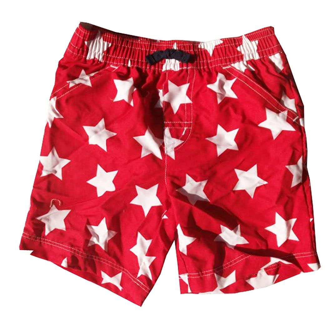 Fashion Baby Infant Baby Boys Trunks Beach Swimwear Swim Short
