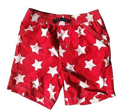 8080c6c0aeeb3 Newborn Infant Baby Boys Trunks Beach Animal Swimwear Swim Short Bottom Red