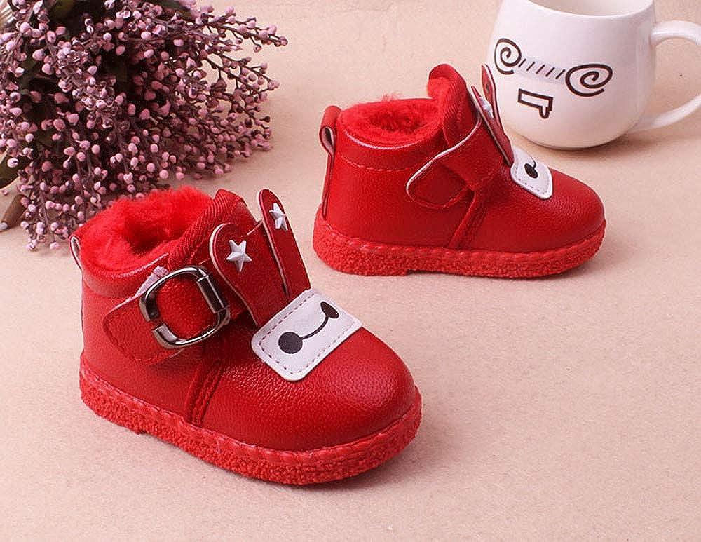 YanHoo Zapatos para niños Zapatos de otoño e Invierno Dibujos ...