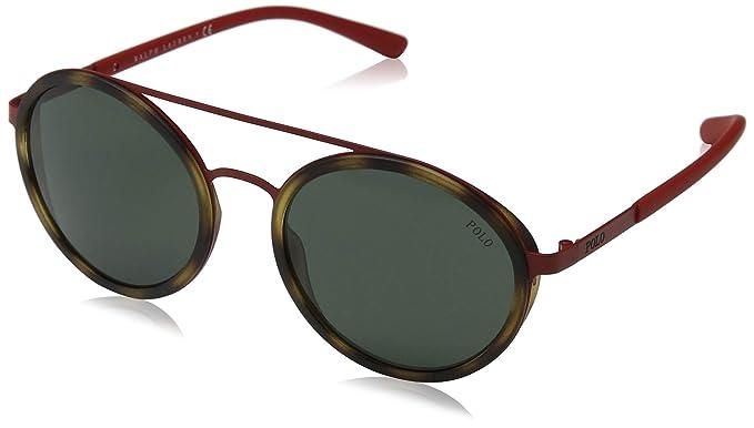 Ralph Lauren 0Rl8141 Gafas de sol, Dark Havana, 60 para ...