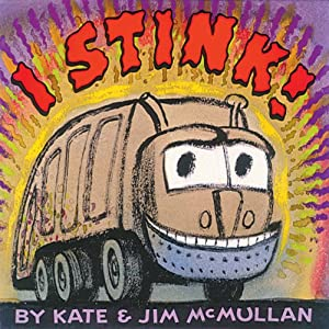 I Stink! Audiobook