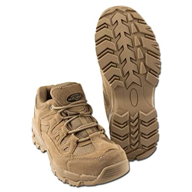 Trooper Mil Coyote 5 Tec Inch Chaussures 2 7gyfYb6