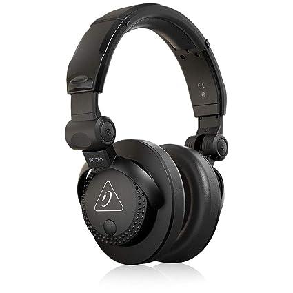 Amazon.com: Behringer HC200 - Auriculares de diadema para DJ ...