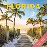 Florida 2019 Wall Calendar