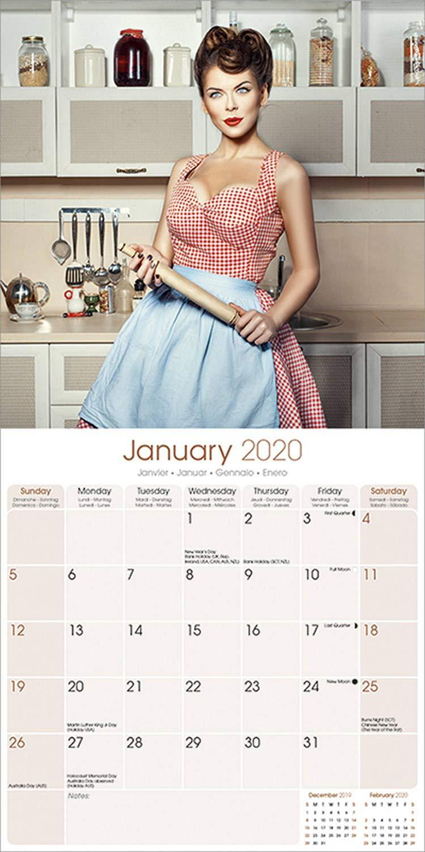 Ponsse kalender 2020