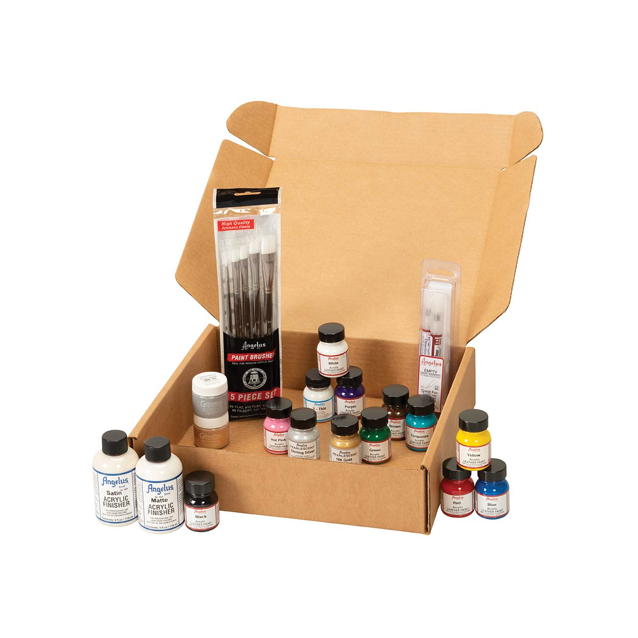 Deluxe Leather Painting Kit