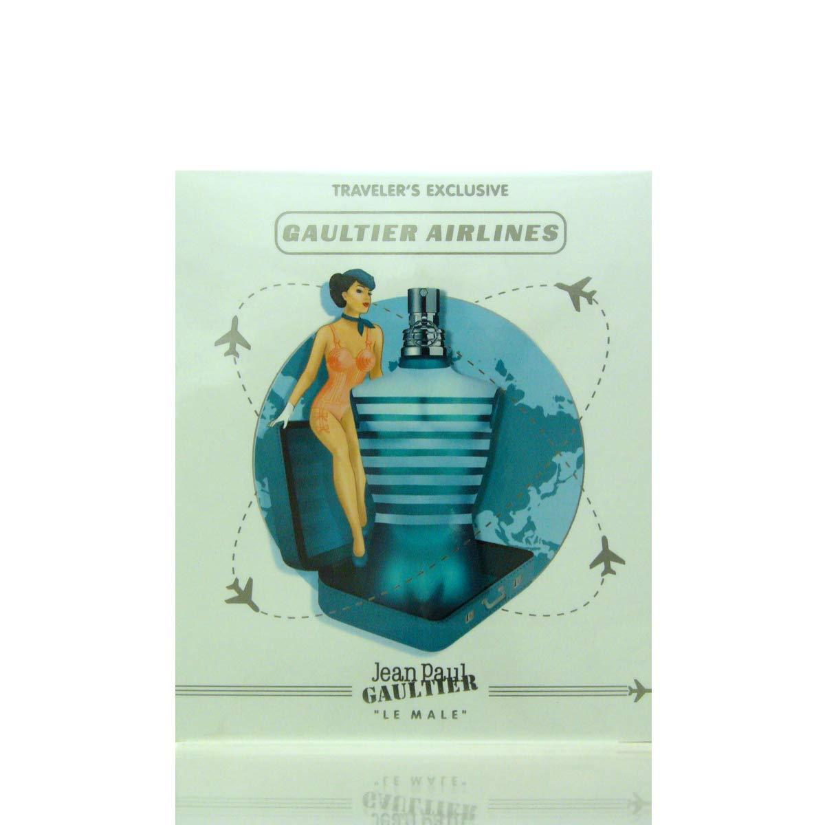 Jean Paul Gautier 2 Pcs Gift set 125 ml EDT Spray and 20 ml