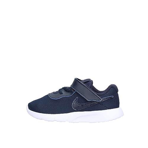 save off 00ae1 86895 Nike Tanjun (TDV), Pantofole Unisex-Bimbi, Multicolore Obsidian/White 407