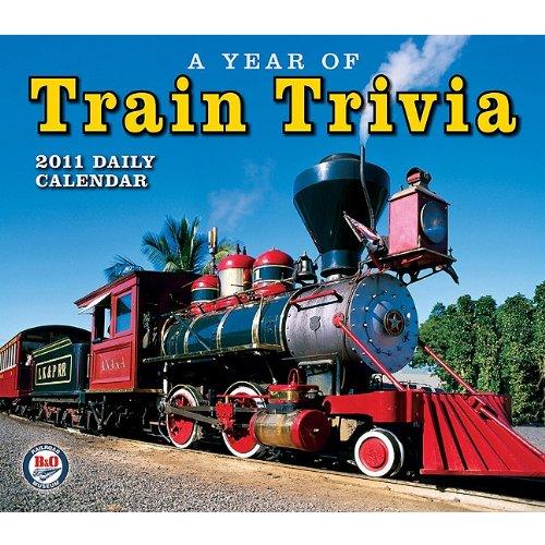 Museum Ohio Railroad (A Year of Train Trivia 2011 Daily Boxed Calendar (Calendar))