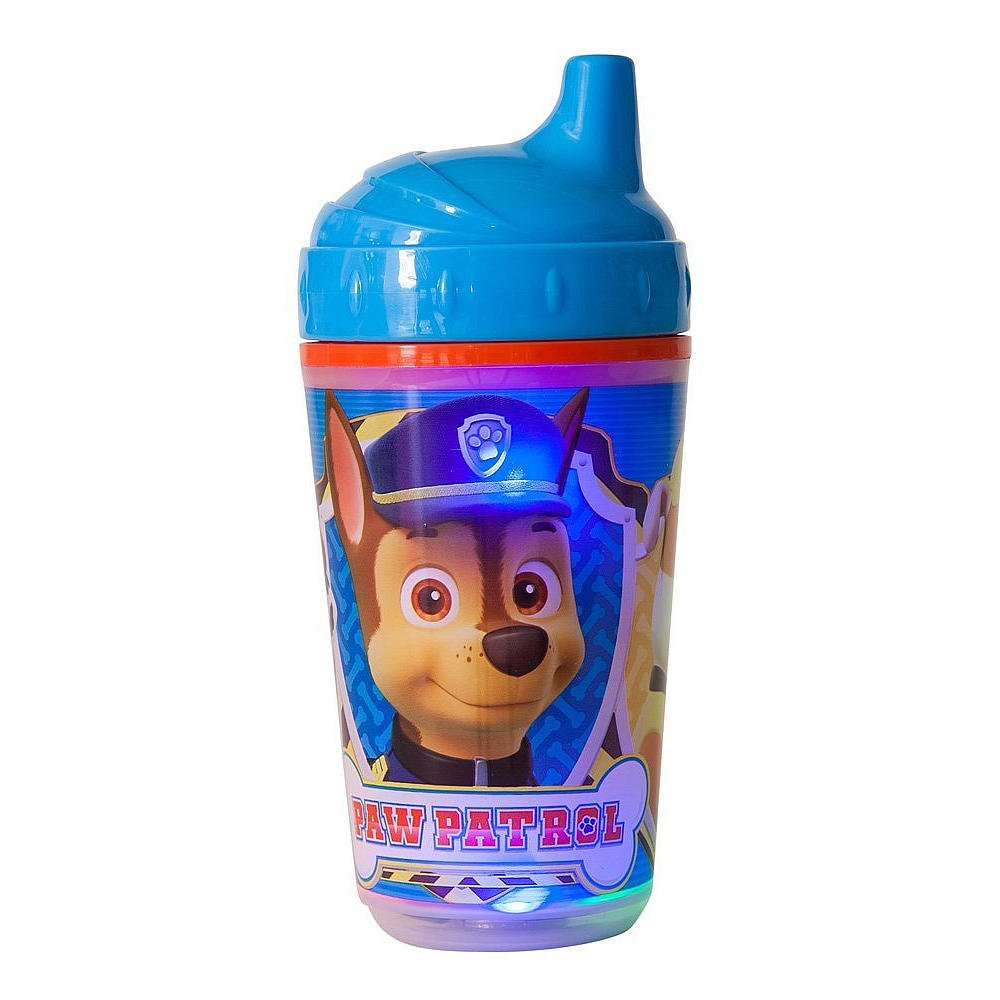 Amazon.com: Paw Patrol luz hasta 9 Onza Insulated Sippy Cup ...