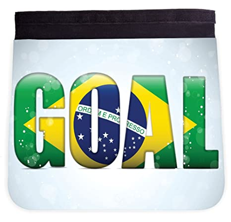 Rikki Knight el Mundial de Fútbol de Brasil 2014 bandera de ...