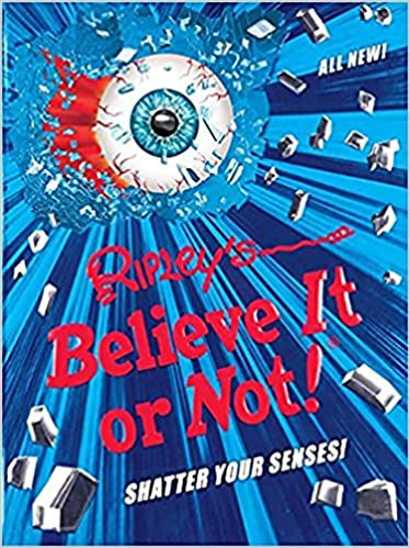 Ripley Believe It Or Not Book Pdf