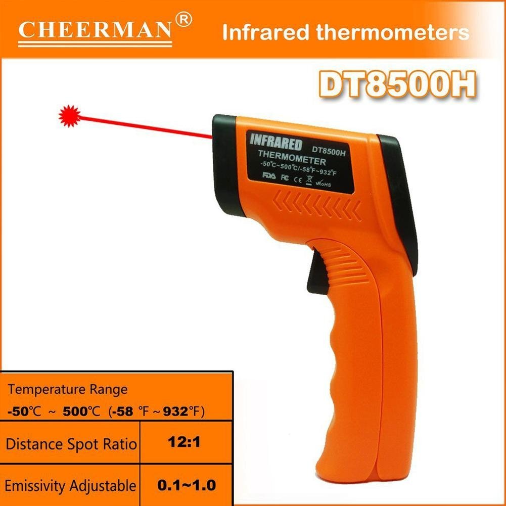 lorsoul gm 900 infrarot thermometer