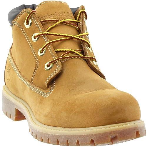 Botines de Hombre TIMBERLAND 23061 Nelson Wheat: Amazon.es: Zapatos y complementos