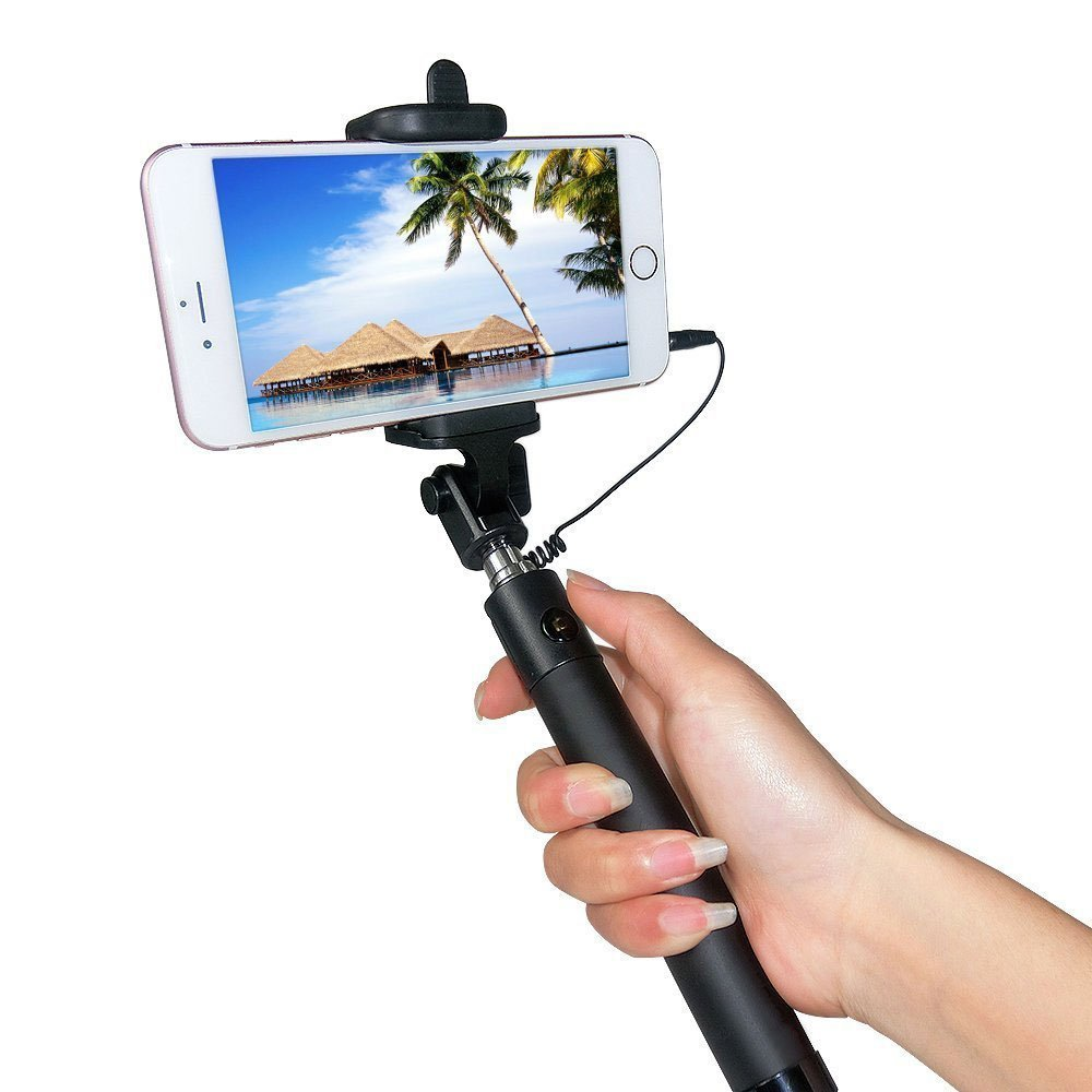 Selfie Stick, Bazama