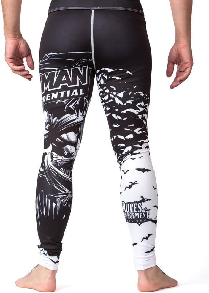 Fusion Fight Gear Batman The Killing Joke Women/'s Leggings Spats compression yo