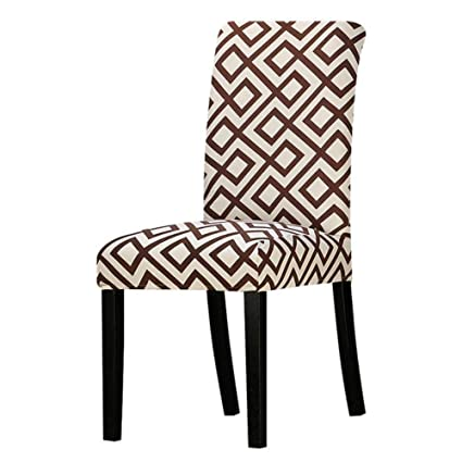Hakazhi Inc Printing Zebra Stretch Chair Cover Big Elastic Seat Chair Covers Painting Slipcovers Restaurant Banquet Hotel Home Decoration ...