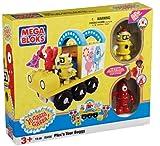 Mega Bloks Yo Gabba Gabba Plex's Tour Buggy