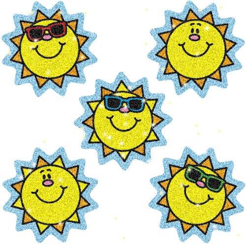 Carson Dellosa Suns Dazzle Stickers (2929)