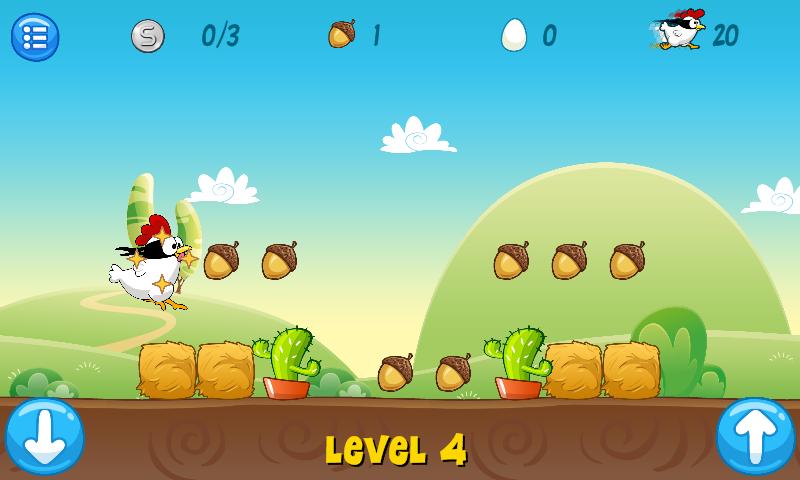 Ninja Chicken Plus: Amazon.es: Appstore para Android