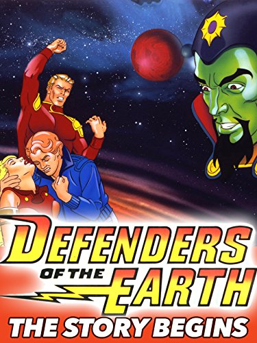 Amazon Com Defenders Of The Earth The Story Begins Lou