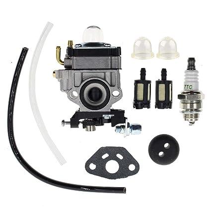 Amazon com: AUTOKAY Carburetor Replace 4082 for Jiffy Ice Auger